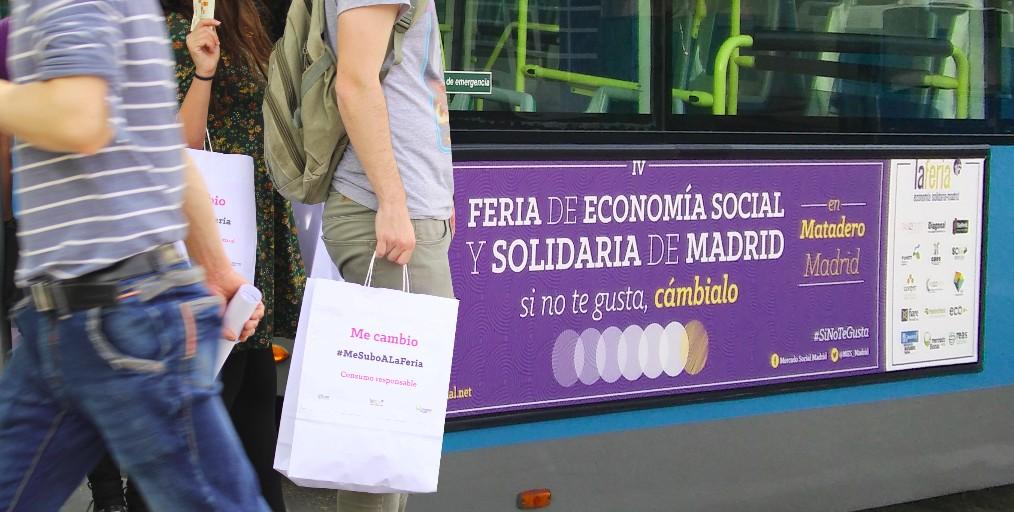 IV Feria de la Economía Social y Solidaria de Madrid