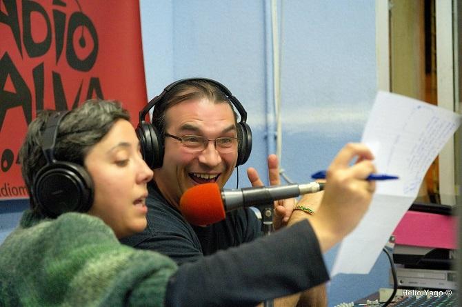 Radio Malva y sus RadioFlautas. Radio libre desde Valencia