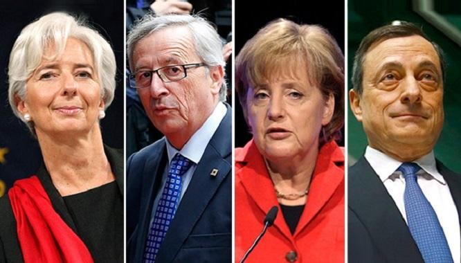 """Los 7 """"mejores"""" eufemismos económicos de la Troika"""