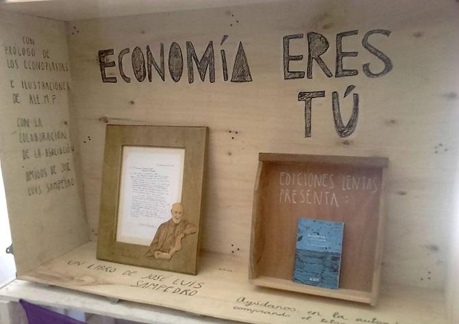 """""""Economía eres tú"""" de José Luis Sampedro"""