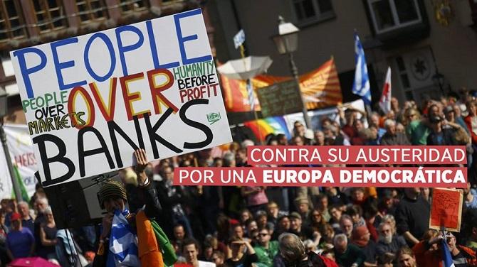 """Más de 150 políticos y activistas firman el llamamiento """"Un Plan B para Europa"""""""