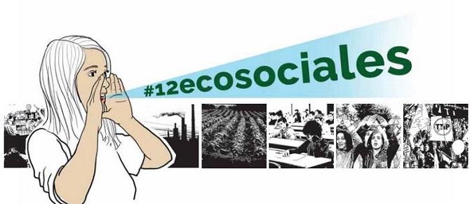 Las 12 propuestas ecosociales para el nuevo gobierno