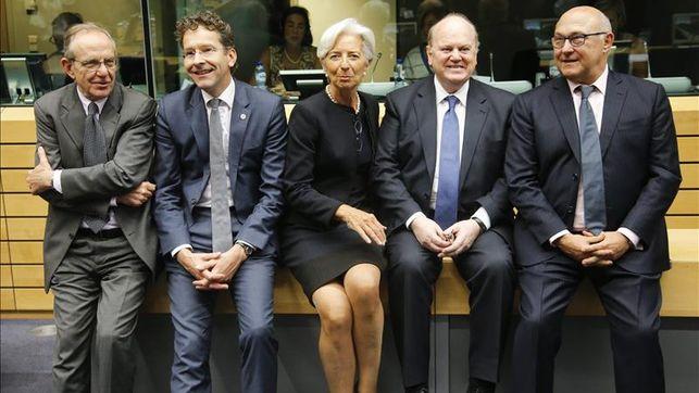 El doble rasero de la Troika con los países rescatados