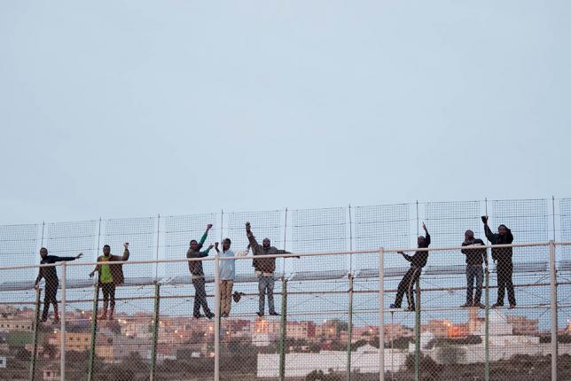 El gran negocio de la seguridad fronteriza