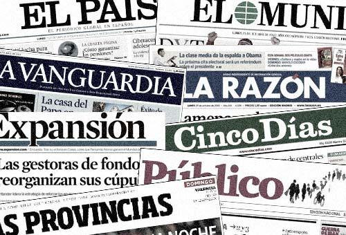 Quién controla y financia los medios de comunicación que nos informan? - El salmón contracorriente
